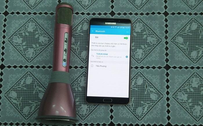 Như vậy smartphone của bạn đã kết nối và đã có thể sử dụng bình thường