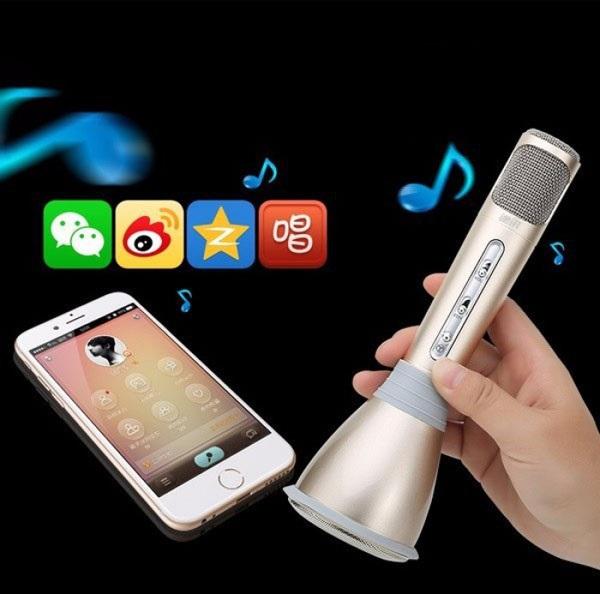 Cũng có thể sử dụng như một chiếc loa ngoài để phát nhạc với âm thanh tuyệt hảo đầy sống động