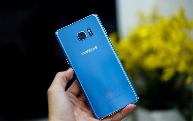 Samsung Galaxy Note 7 tân trang rất đáng mua