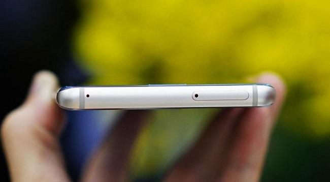 Samsung Galaxy Note 7 thiết kế cạnh