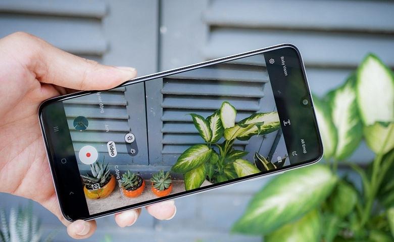 Camera Samsung Galaxy A70 chính hãng