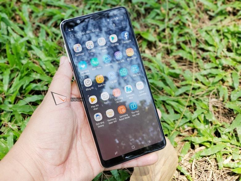 Cấu hình Samsung Galaxy A8 Star chính hãng