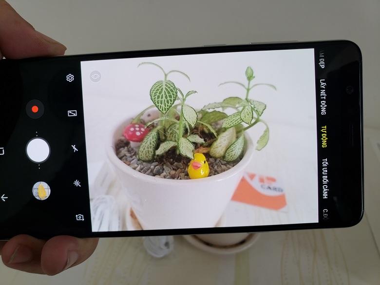 Chụp ảnh Samsung Galaxy A8 Star chính hãng