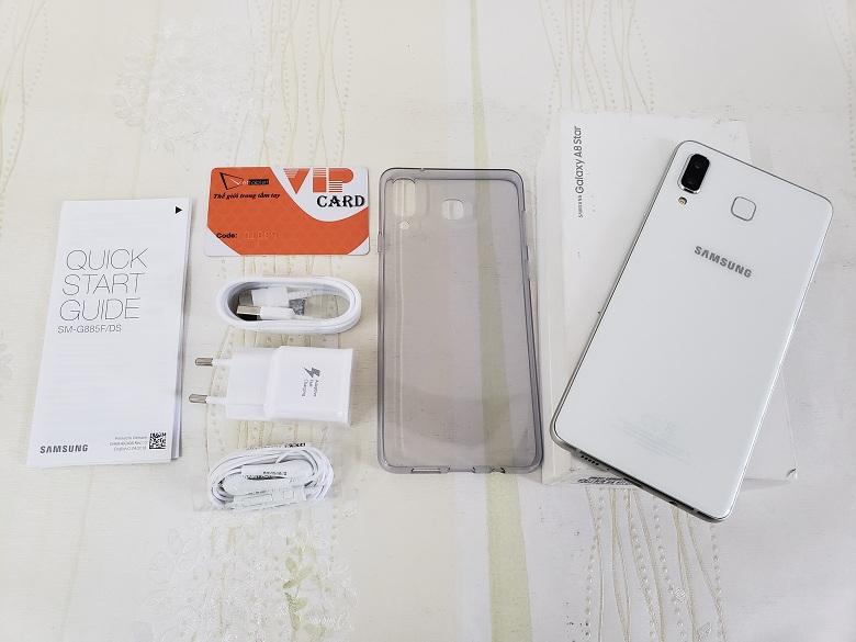 phụ kiện Samsung A8 Star chính hãng