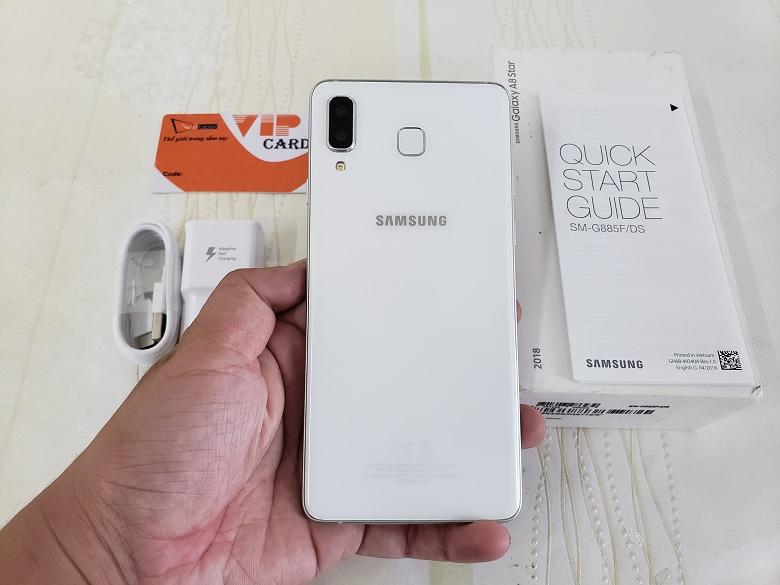 Galaxy A8 Star chính hãng