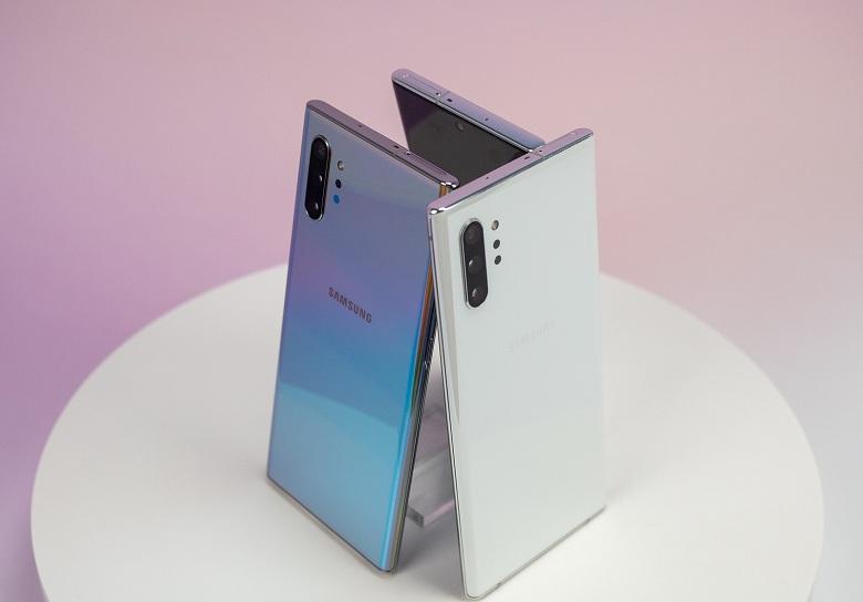 thiết kế Samsung Galaxy Note 10 Mỹ