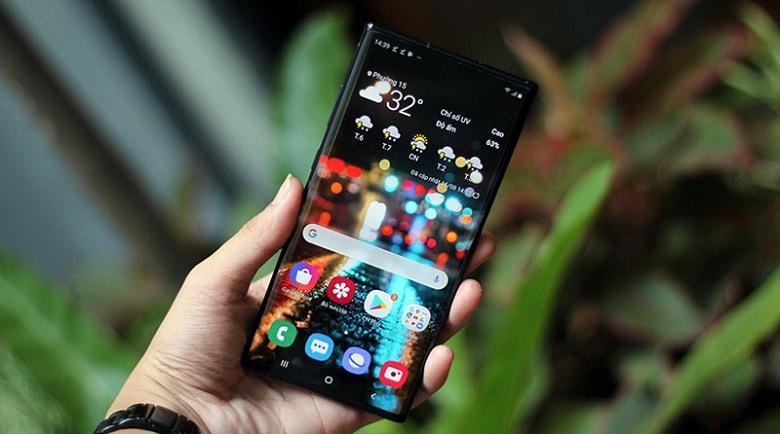 cấu hình Galaxy Note 10 Plus 256GB Công Ty