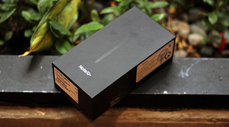 Samsung Galaxy Note 10 Plus 256GB Chính Hãng