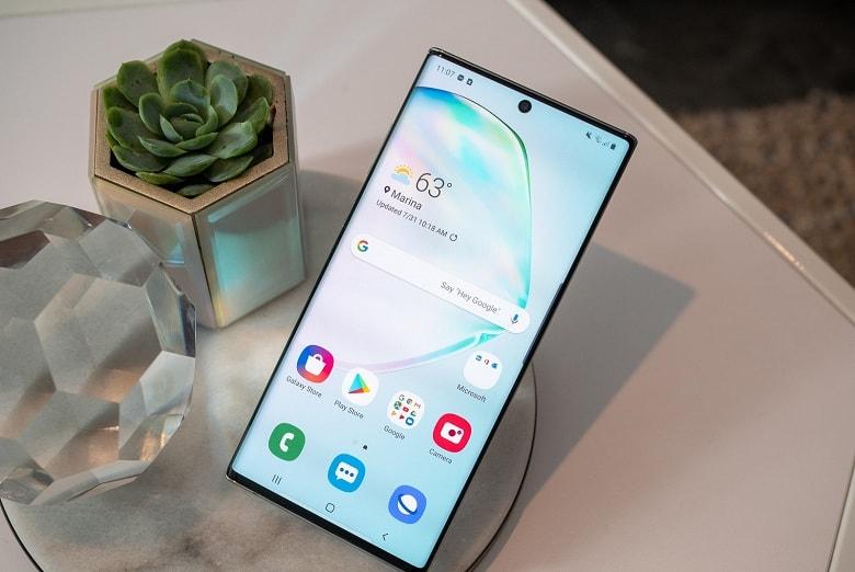 màn hình Samsung Note 10 Plus 256GB Mỹ
