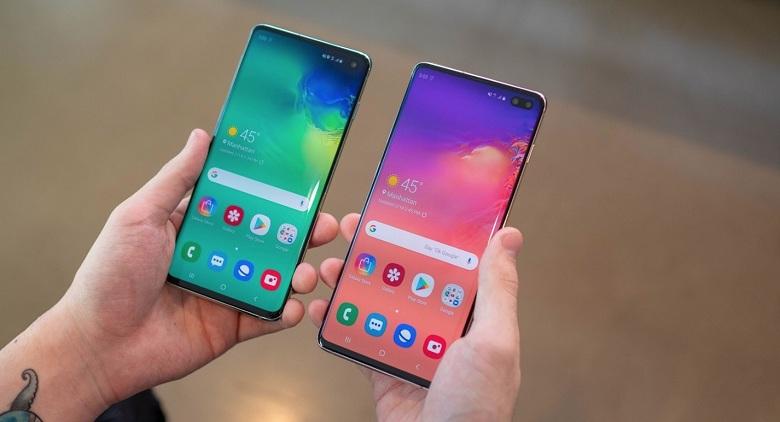 Samsung Galaxy S10 và S10 Plus xách tay Mỹ