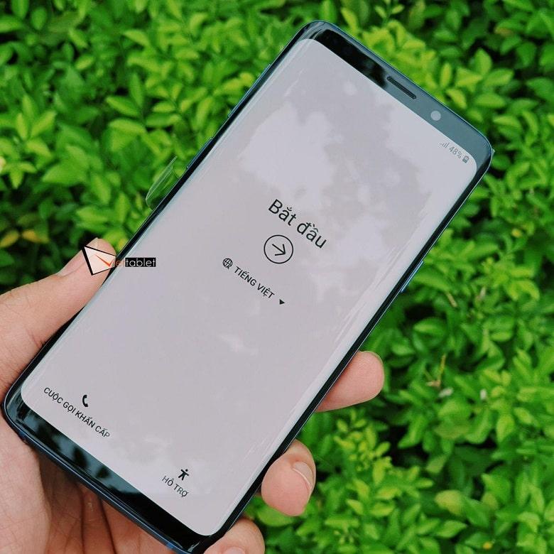 Samsung Galaxy S9 Mỹ cũ hỗ trợ tiếng Việt