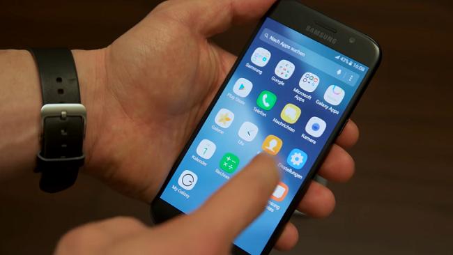 Cấu hình Samsung Galaxy A5 2017