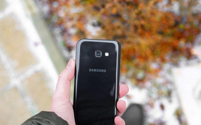 Thiết kế Samsung Galaxy A5 2017
