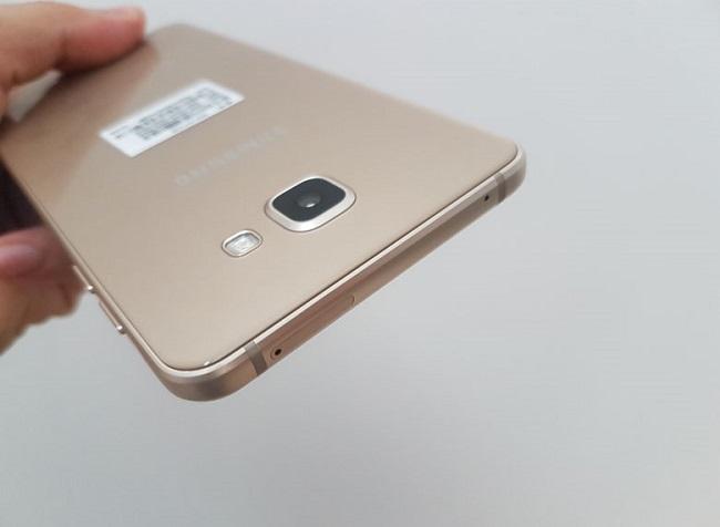 Samsung Galaxy A7 (2016) chính hãng hỗ trợ quay phim Full HD