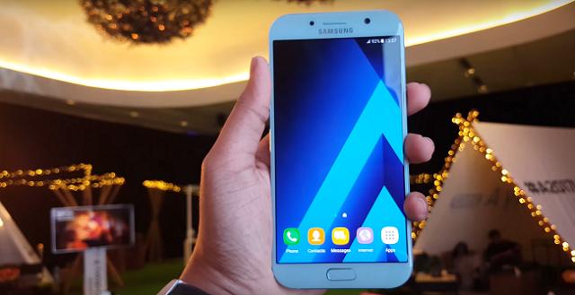 Cấu hình Samsung Galaxy A7 2017
