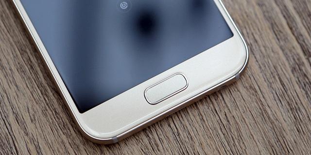 Cảm biến  vân tay  Samsung Galaxy A7 2017