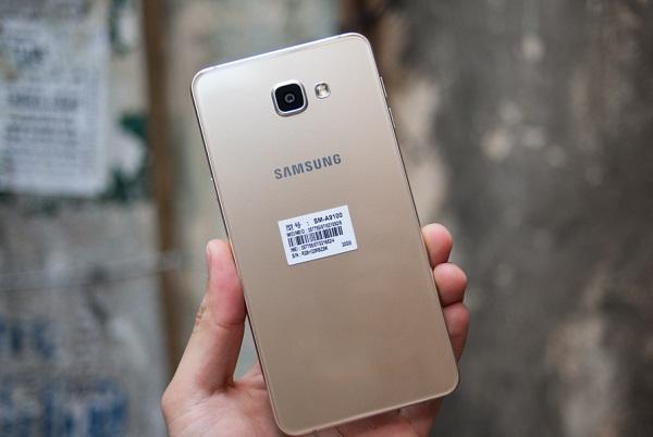 Samsung Galaxy A9 pro xách tay 2 sim thiết kế khủng