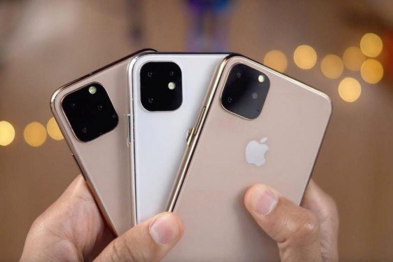 Đây là giá bán của iPhone 11, iPhone 11 Pro, iPhone 11 Pro Max