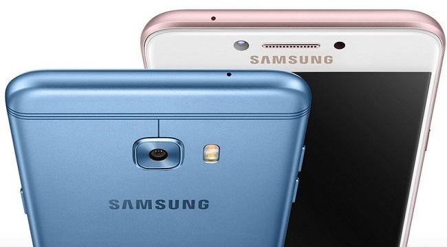 Samsung Galaxy C5 Pro xách tay camera 16 MP