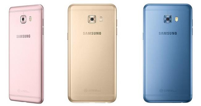 Samsung Galaxy C5 Pro chính hãng có 3 màu