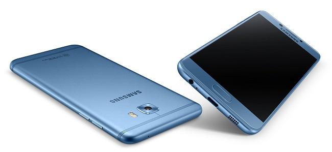 thiết kế tổng quan Samsung Galaxy C5 Pro