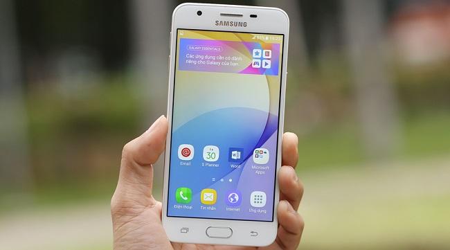 Cấu hình Samsung Galaxy J5 Prime