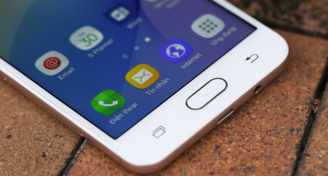 Cảm biến vân tay Samsung Galaxy J5 Prime
