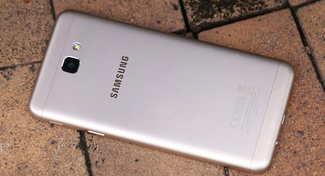 Samsung Galaxy J5 Prime có thiết kế đẹp