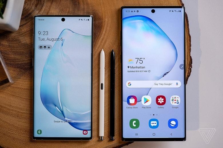 cấu hình Samsung Galaxy Note 10 Plus 512GB Mỹ