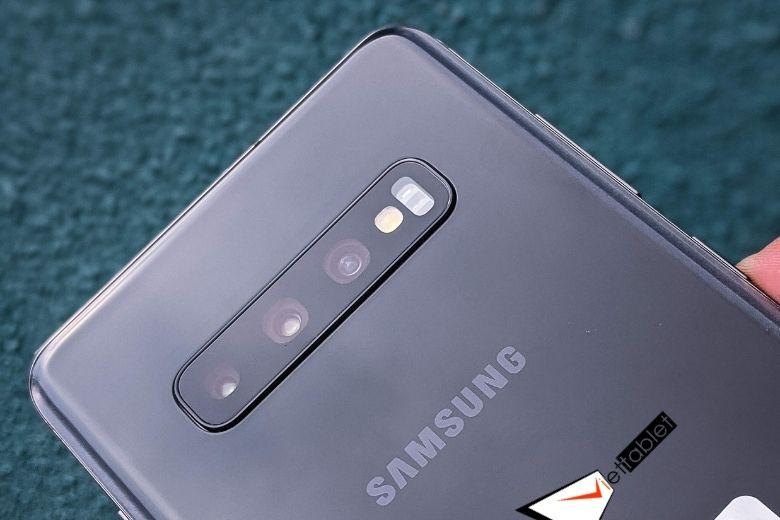 Samsung Galaxy S10+ camera