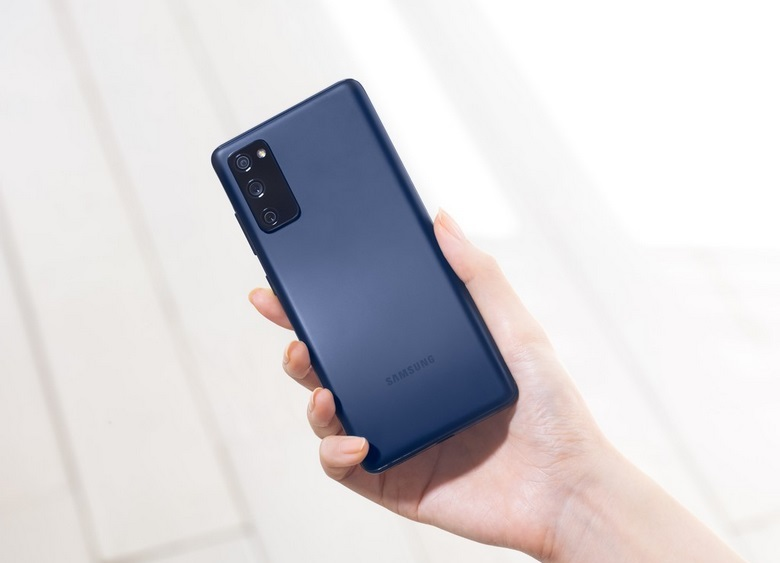 thiết kế Samsung Galaxy S20 chip Mỹ