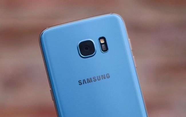 Samsung Galaxy S7 Edge Blue Coral hỗ trợ quay 4K