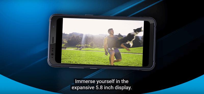 Màn hình Samsung Galaxy S8 Active