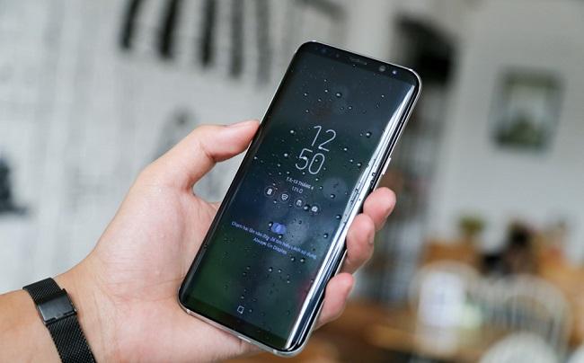 Samsung Galaxy S8 Plus cũ chống nước, bụi