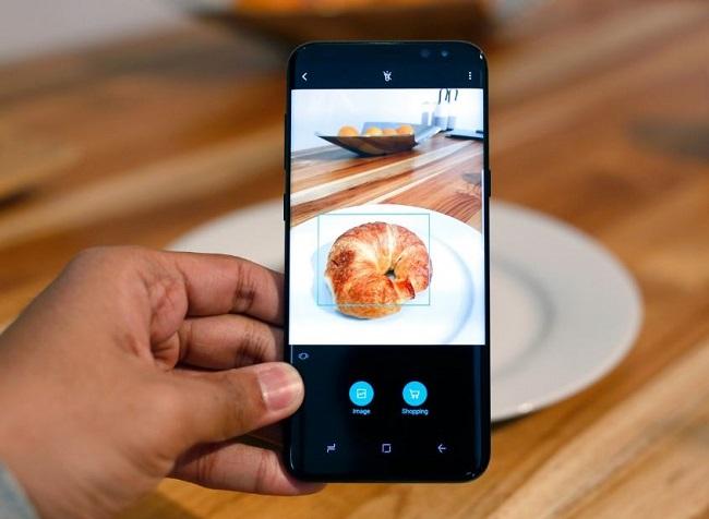 Samsung Galaxy S8 Plus chụp ảnh đẹp, ấn tượng