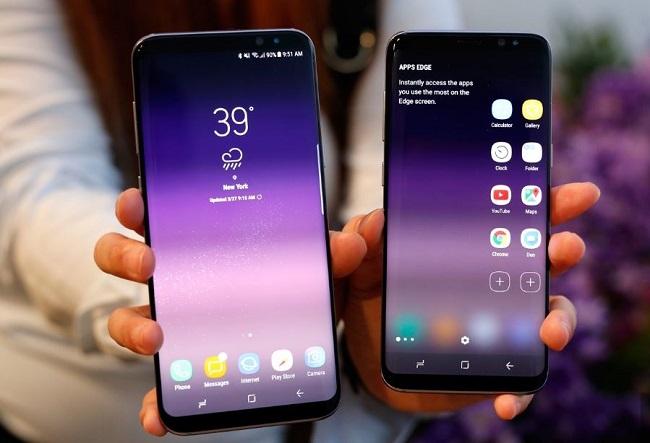 Samsung Galaxy S8 Plus mỹ mới 100% 64gb