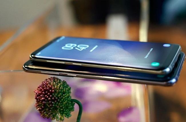 kích thước Samsung Galaxy S8 Plus