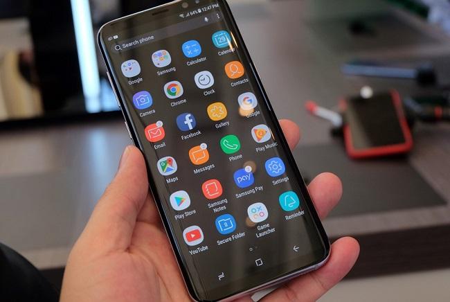 Cấu hình Samsung Galaxy S8: Vô cùng mạnh mẽ