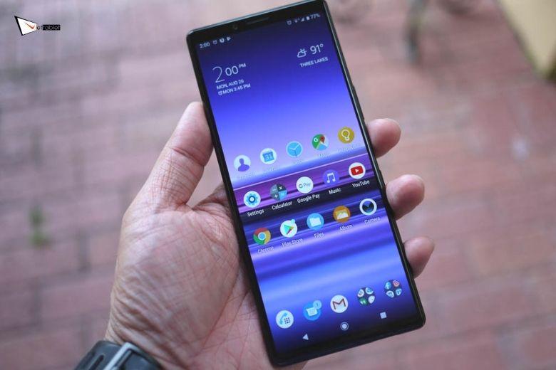 Sony Xperia 1 màn hình