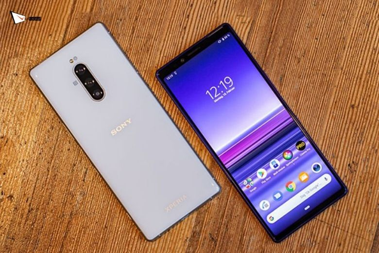 Sony Xperia 1 thiết kế