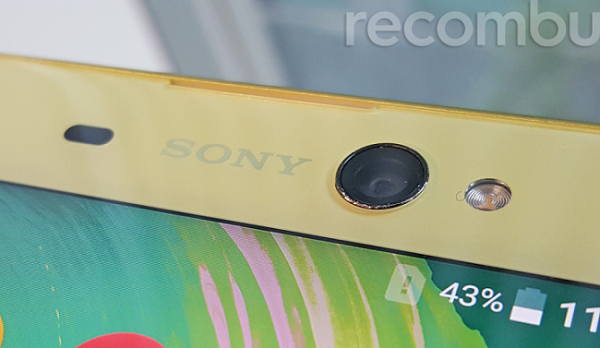 Sony Xperia XA Ultra có camera trước 16 MP cực ấn tượng