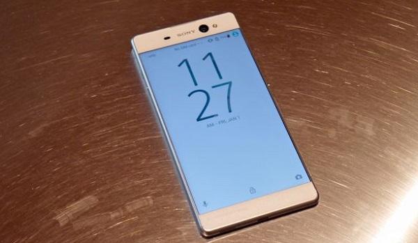 Sony Xperia XA Ultra có ngôn ngữ thiết kế tương tự XA