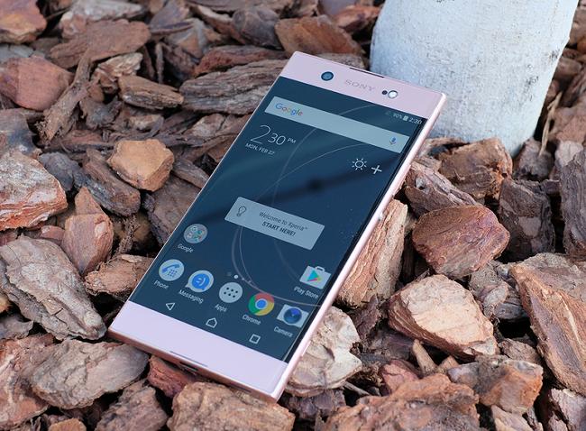 Sony Xperia XA1 Ultra có hiệu năng vượt trội so với tầm giá