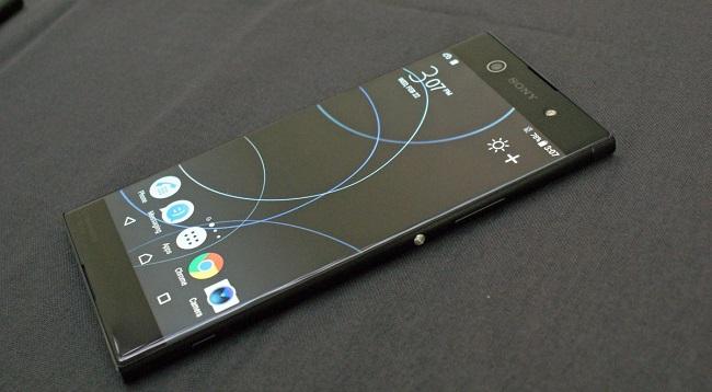 Đánh giá màn hình Sony Xperia XA1 Ultra: