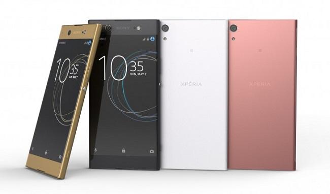 Sony Xperia XA1 Ultra có 4 màu