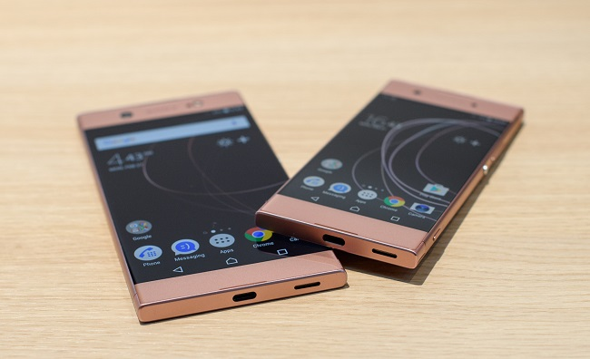 Sony Xperia XA1, XA1 Ultra