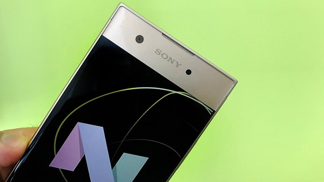 Sony Xperia XA1 có viền màn hình mỏng