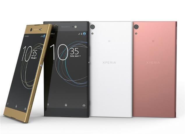 Sony Xperia XA1, XA1 Ultra thiết kế