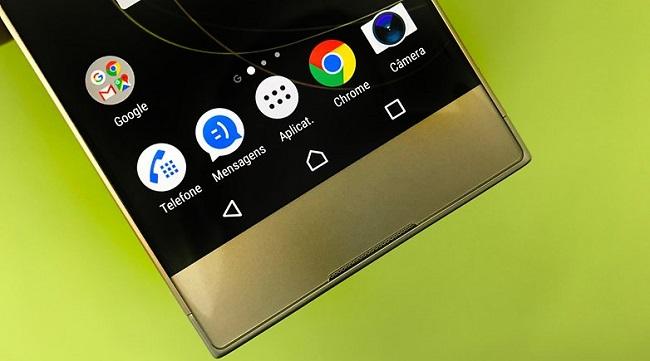 Sony Xperia XA1, XA1 Ultra loa thoại