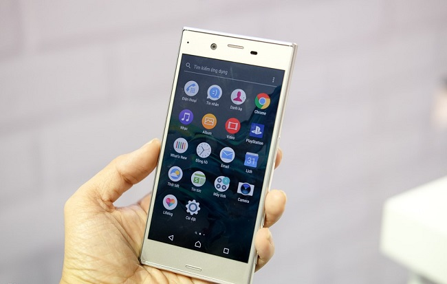 Sony Xperia XZ có cấu hình mạnh, ấn tượng